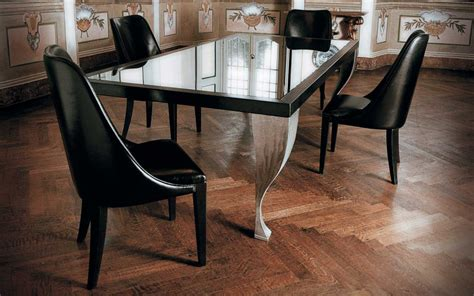 furniture contemporary oval glass dining tables