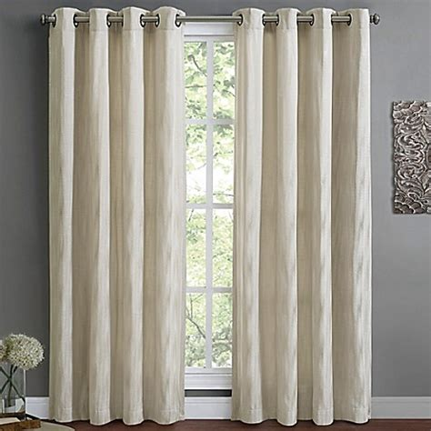 bed bath beyond curtains draperies wyatt lined window curtain panel bed bath beyond