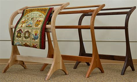 Quilt Rack by Quilt Rack Along Came Quilting