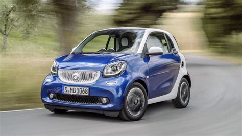 smart car smart fortwo review top gear