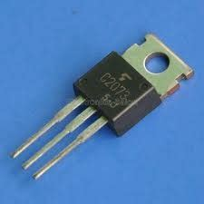 transistor npn c2073 integrado transistor c2073 npn to 220 150 v a 25 w bs 5 200 00 en mercado libre