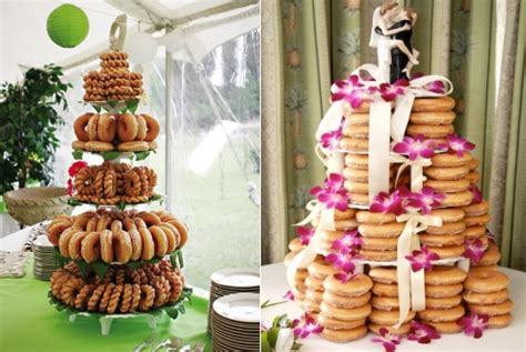 donuts for our wedding cake weddingbee