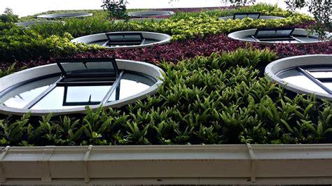 Vertical Garden Malaysia Flora By Crossroads Hotel Lush Eco