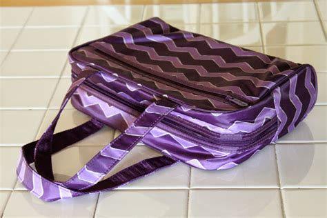 membuat zipper bag thirty one gifts delightful learning