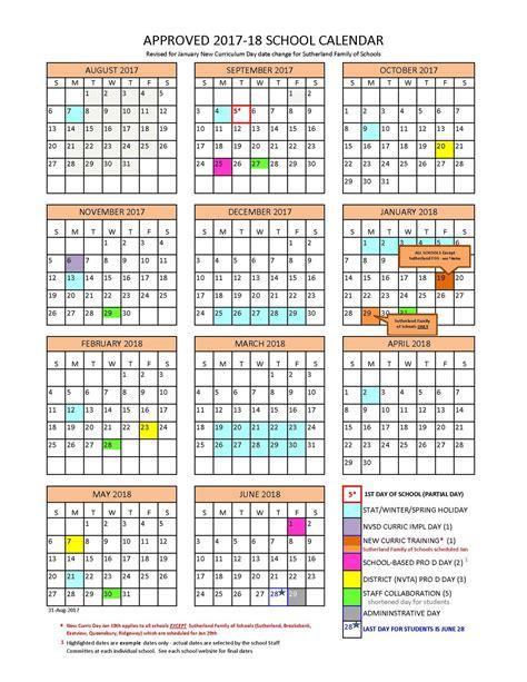 District Calendar District Calendar Vancouver School District