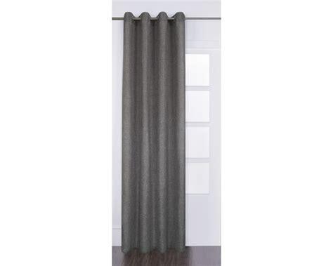 gordijnen grijs ringen solevito gordijn ringen lino grijs 140x280 cm kopen bij
