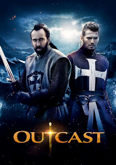 film nicolas cage croisades outcast movie fanart fanart tv