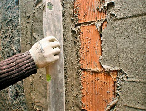 come fare intonaco interno edilizia come fare un intonaco a muro esperto in casa
