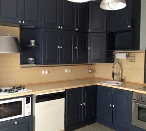 moderniser cuisine rustique moderniser une cuisine en bois moderniser une cuisine en
