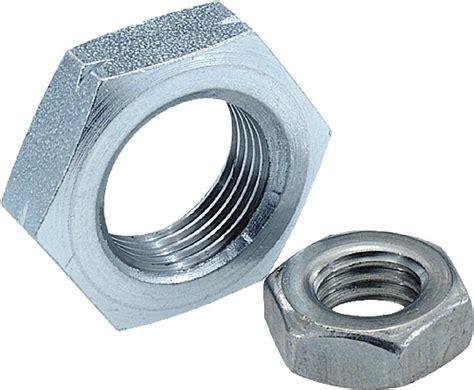 Diskon Ring Plat Stainless Steel M 8 norelem hexagon nuts thin type din 439