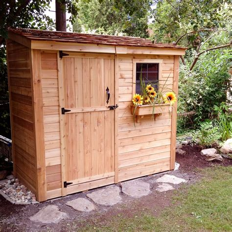 outdoor living today  spacesaver storage shed ss