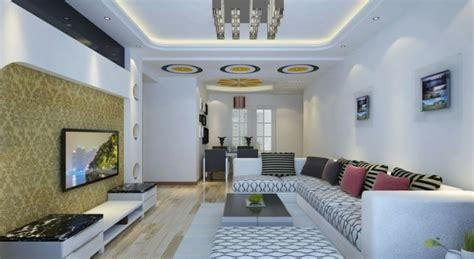 iluminacion salon sin falso techo iluminacion indirecta led salon y salas de estar