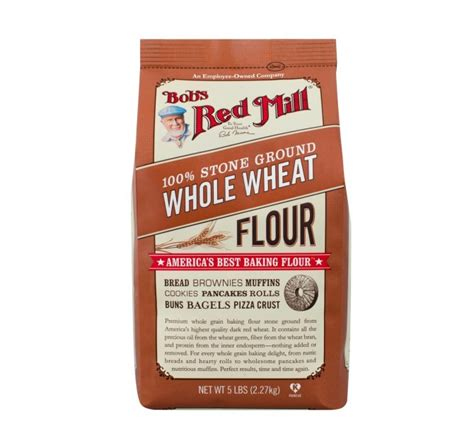 whole grains flour whole wheat flour bob s mill foods