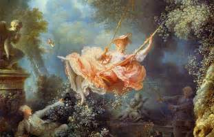 the swing the swing by fragonard dress painting ai1t