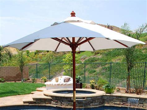 backyard umbrellas large replacement 6ft umbrella rib assembly wood prib 111 211