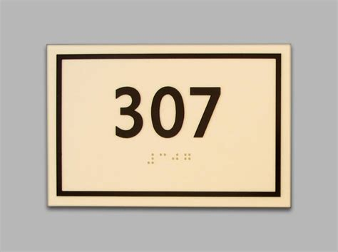 room numbers room number signs braille inserts erie custom signs