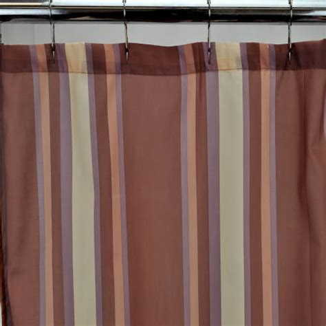 Standard Size Shower Curtain by Sonoma Stripe Fabric Shower Curtains Standard Size