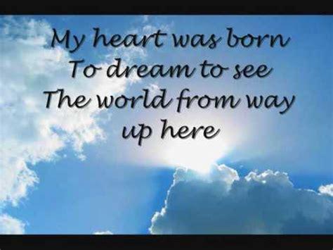some comfort here lyrics world from way up here lyrics youtube