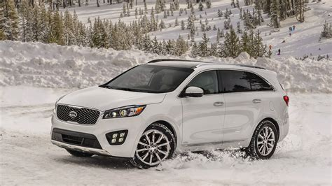 Kia Sorento Horsepower by 2017 Kia Sorento Ex Awd Review With Price Horsepower And