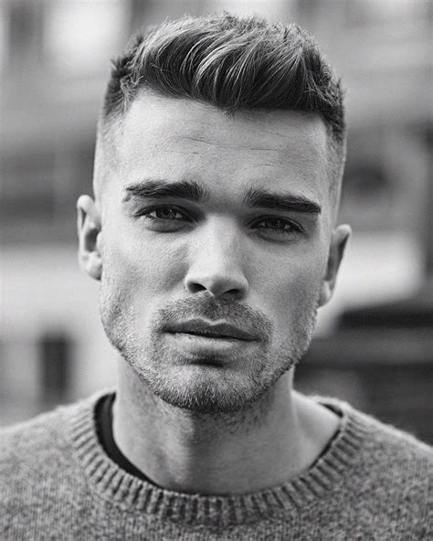 old fashion mens short hairstyle 100 new men s hairstyles for 2018 top picks