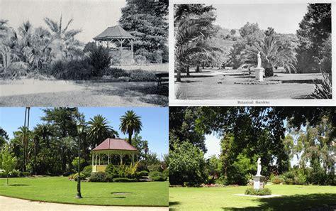 Botanical Gardens Albury Strong Foundations Seeking Sylvie