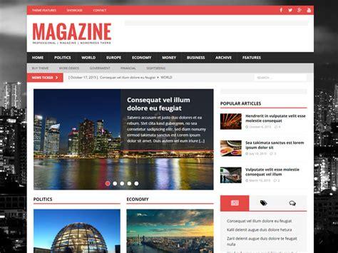 best newspaper themes for wordpress smashing magazine nice wordpress newspaper templates gallery exle