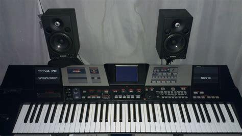 Keyboard Roland Va 76 roland va 76 image 534651 audiofanzine