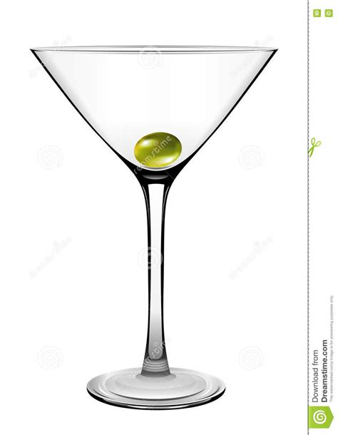 martini olive vector vector olive martini glass vector illustration