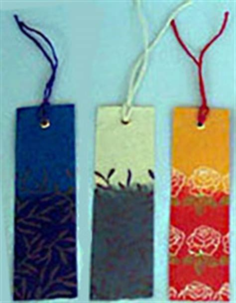 Handmade Designs Of Bookmarks - gsg handmade abaca paper paper twines lifestyle
