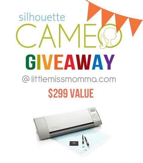 Silhouette Cameo Giveaway - silhouette cameo giveaway sponsored post spotlight little miss momma