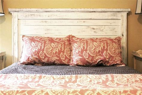 distressed queen headboard reclaimed wood headboard queen woodworking projects plans