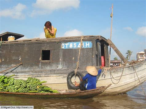 delta marsh boats for sale banana boat vietnam mekong delta travel photos from