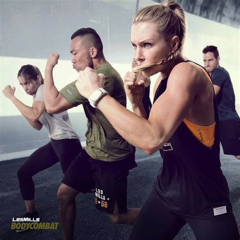 Boxy Comby new lesmills releases of bodypump bodyflow and