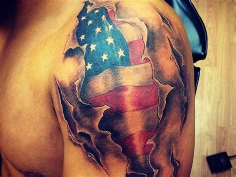 tattoo ideas patriotic 1000 ideas about american flag tattoos on pinterest