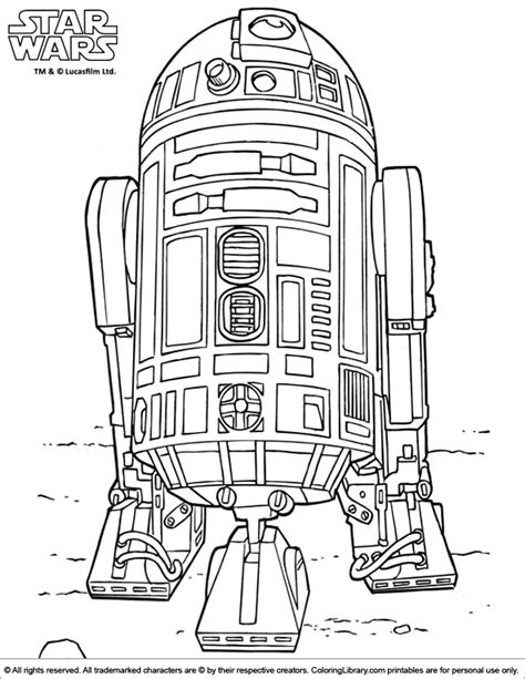 disney coloring pages wars wars coloring picture