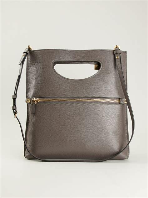 Tom Ford Bag by Tom Ford Alix Shoulder Bag In Gray Grey Lyst