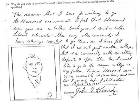 F Kennedy Assassination Essay by Annals Of Mediocre Writing Jfk S Harvard Application The Book