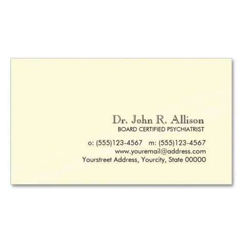 Psychologist Business Card Template by 231 Best Psychology Business Card Templates Images On