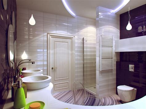 creative ideas for decorating a bathroom modern bathroom decorating ideas modern magazin