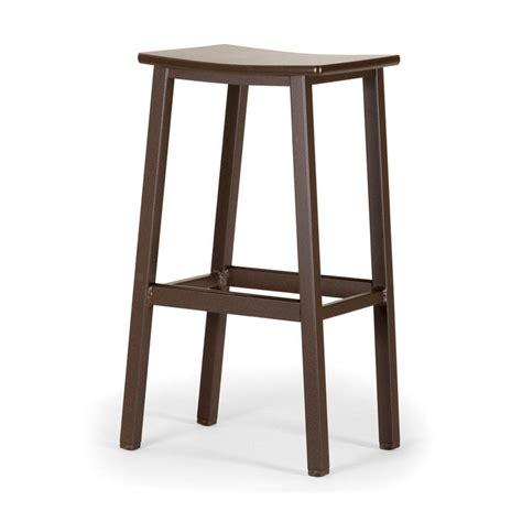 backless bar avant backless bar height stool