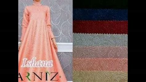 Baju Arniz distributor gamis balotelli arniz collection terbaru 2016