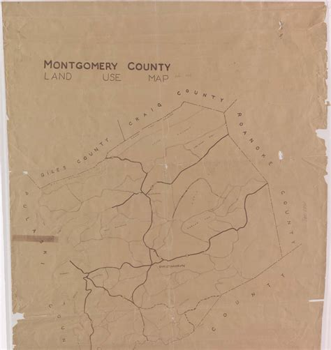Montgomery County Va Records Browsing Maps Gt Historical Maps Gt Virginia Maps Gt Southwestern Virginia Maps
