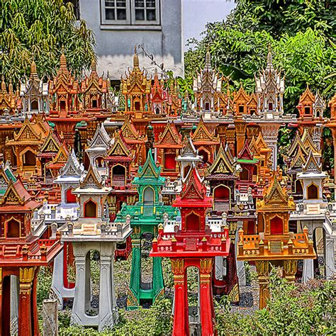 Adobe Style Houses by Thai Spirit Houses For Sale Flickr Photo Sharing