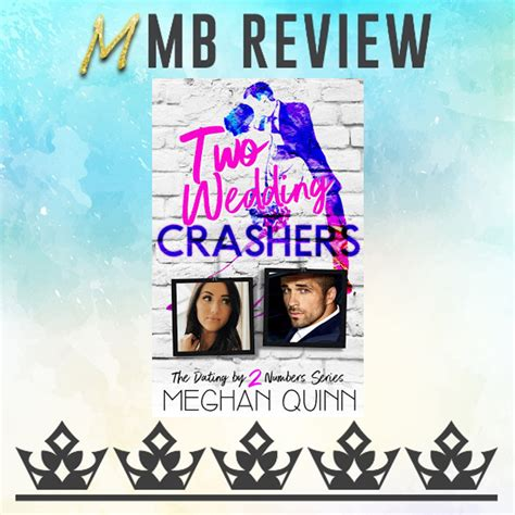 Wedding Crashers Two by Blogtour Two Wedding Crashers By Meghan Quinn Musings