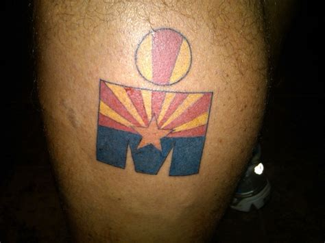 arizona flag tattoo arizona ironman by jhildick via flickr triathlon