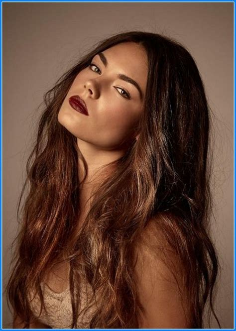 Best Hair Color For Olive Skin Tone   Dark Brown Hairs