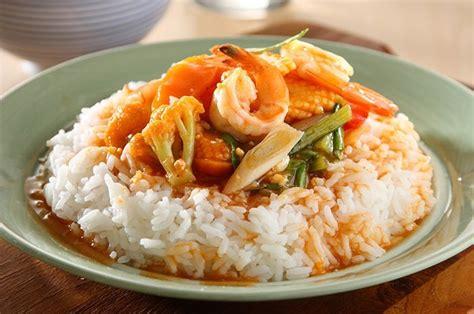 masak  besok resep nasi siram capcay asam manis