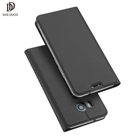 Wallet Flip Cover Casing Leather Dux Ducis Xperia Xa Ultra Slim dux ducis pu leather for htc u11 flip cover wallet phone cases for htc u11 u 11 vive u 3f 5
