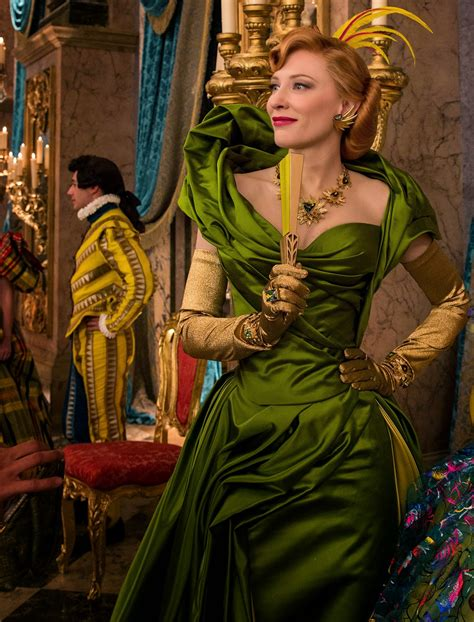 Drizella Green Dress how to dress like tremaine the cate blanchett