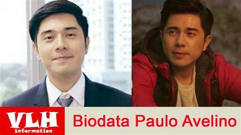 film thailand di mnctv biodata paulo avelino pemeran simon evangelista dalam film
